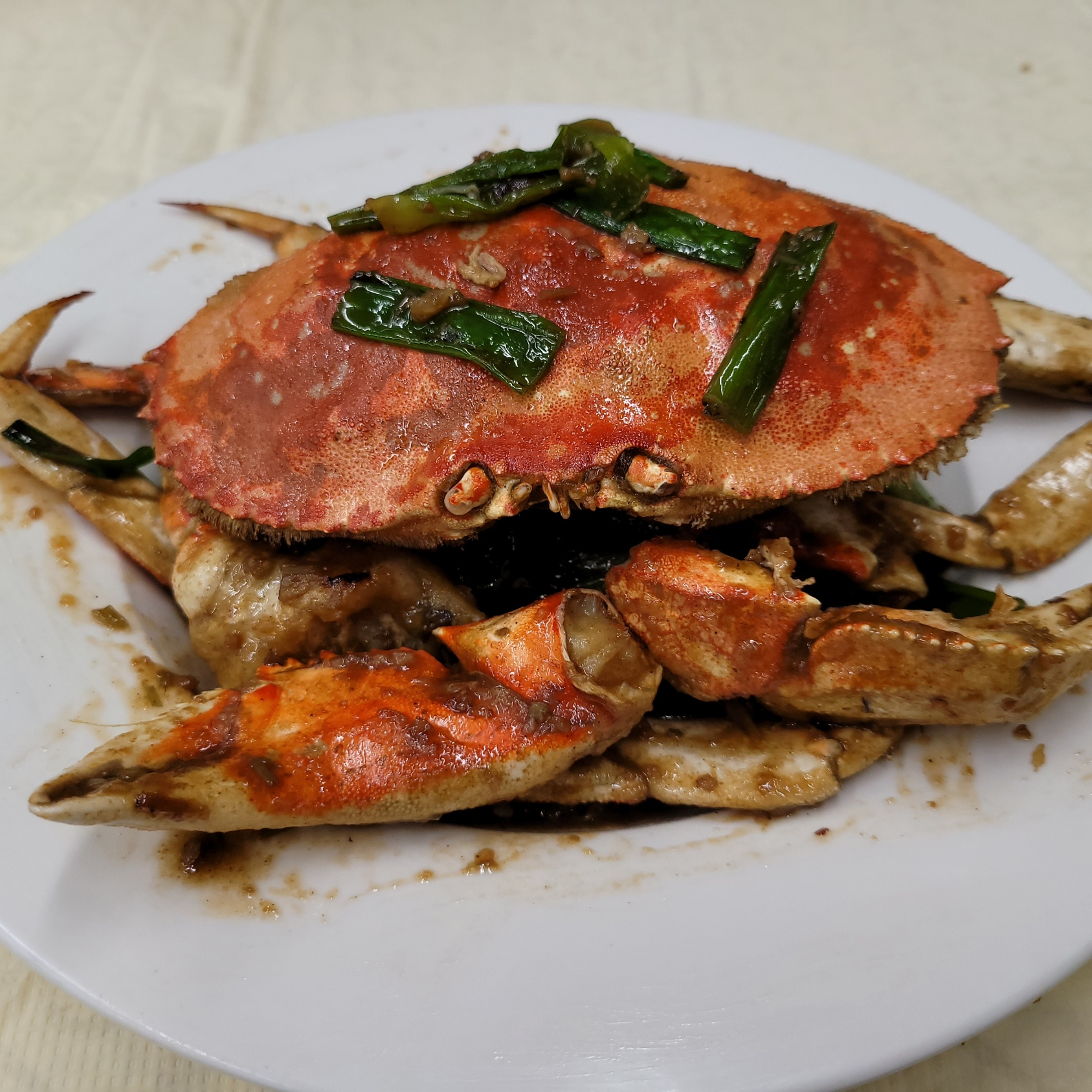House Spicy Crab