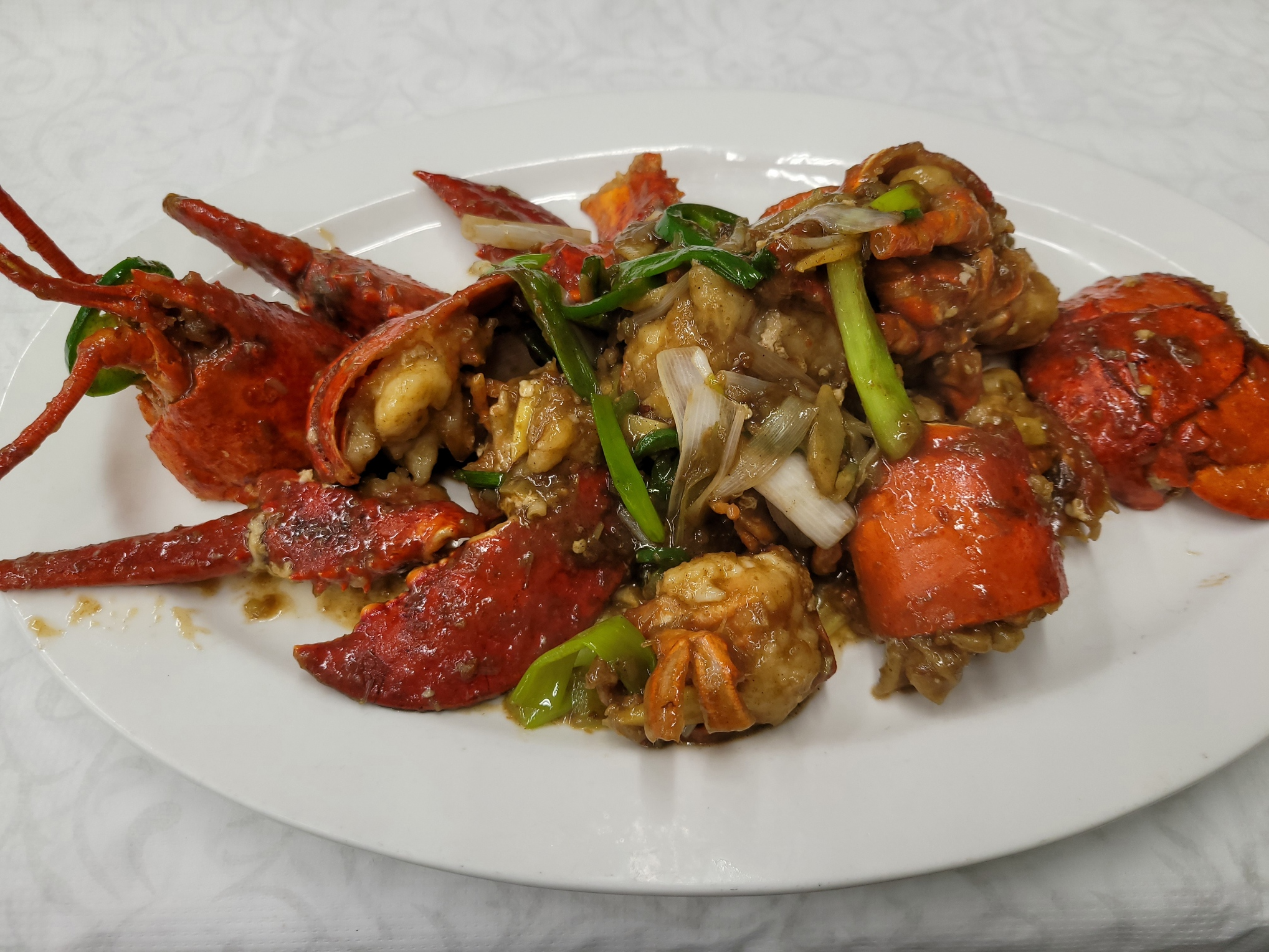 House Spicy Lobster