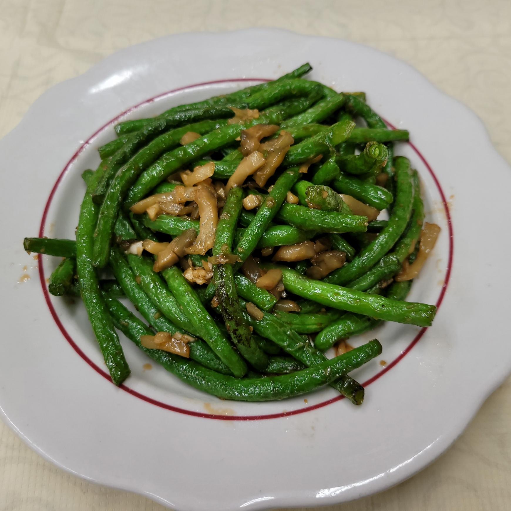 Stir Fry String Beans